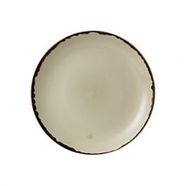 Dudson Harvest Linen Coupe Plate 21.7cm