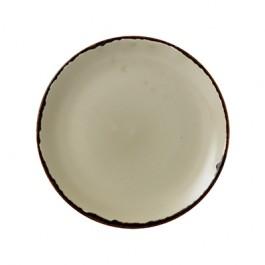 Dudson Harvest Linen Coupe Plate 26cm