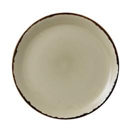 Dudson Harvest Linen Coupe Plate 28.8cm