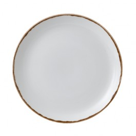 Dudson Harvest Natural Coupe Plate 28.8cm