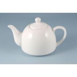 Oriental Range Tea Pot White 75cl