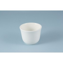 Oriental Range Tea Cup White 7.5cm