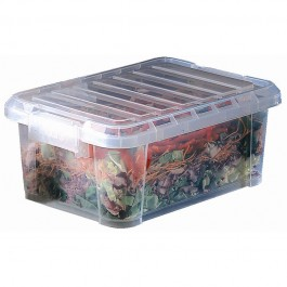 14 Litre Araven Food Box Storage Container with Lid