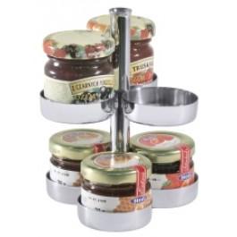 Jam Pot Tree 10 x 14cm 6 pots