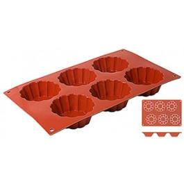 Briochette Mould Non-Stick 7.9 x 3cm