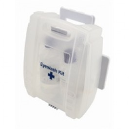 Eye Wash First Aid Kit Includes 2 x 500ml bottles