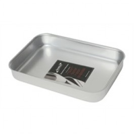 Professional Aluminium Bakeware Baking Dish 37 x 26.5 x 7cm
