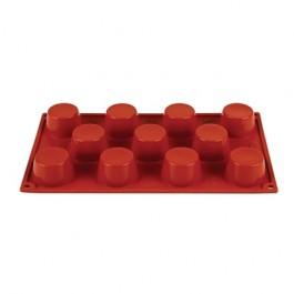 Pavoni Formaflex Silicone 11 Mini-Muffin Moulds 2.8 x 5cm (H x D)