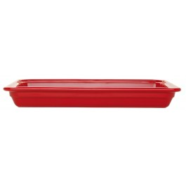 Emile Henry Gastron Recton Red 1/1 53x32.5x6.5cm 5 Litres