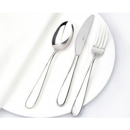 Leila Rice Server 18/10 Stainless Steel