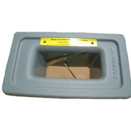 junior magnetic cutlery catcher chute 51 x 30 x 17cm suitable for