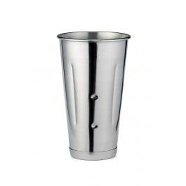 Malt Cup Stainless Steel 10.5 x 17.5cm (Dia x H) 85cl