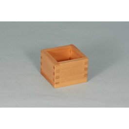 Oriental Range Sake Cup Wooden 6.8cm