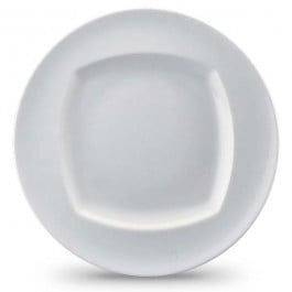 Event Plate Flat with Rim 17cm