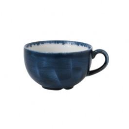 Churchill Stonecast Plume Ultramarine Cappuccino Cup 34cl