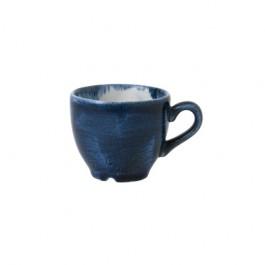Churchill Stonecast Plume Ultramarine Espresso Cup 10cl