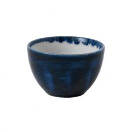 Churchill Stonecast Plume Ultramarine Sugar Bowl 9.8cm 22.7cl