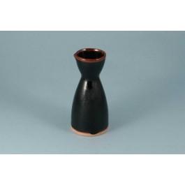 Oriental Range Sake Bottle Yuzu Tenmoku 2 Go (large)