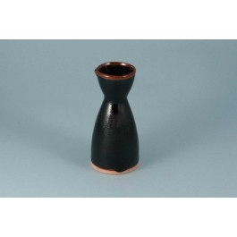Oriental Range Sake Bottle Yuzu Tenmoku 1 Go (small)
