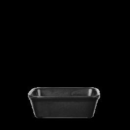 Churchill Cookware Black Rectangular Dish 16 x 12cm 60cl