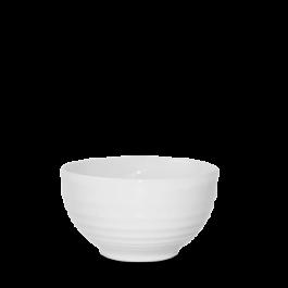 Churchill Bit on the Side White Ripple Bowl 13 x 17.4cm 56cl