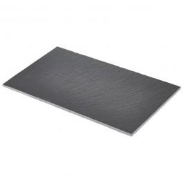 Slate Rectangular Platter  26.5 x 16cm