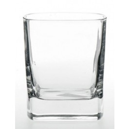 Strauss Square Whiskey Tumbler 29cl