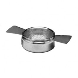 Silver Plated Tea Strainer (Double Handled)