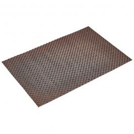 Placemat Copper PVC 45 x 30cm