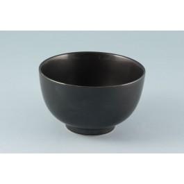 Oriental Range Bowl Metallic black 13 x 8cm