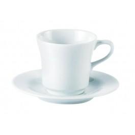 Porcelite Standard Tall Teacup 20cl