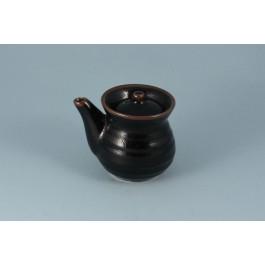Oriental Range Sauce Pot Black, Yuzu