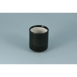 Oriental Range Tea Cup Black 6.9 x 8cm