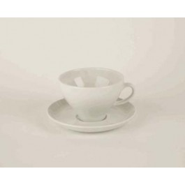 Porcelite Standard Cappuccino Saucer 12cm