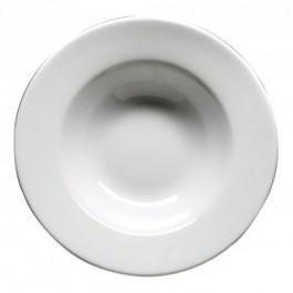 Porcelite Standard Winged Pasta & Soup Plate 25cm 48cl