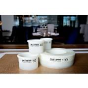 Matfer Exoglass Round Plain Pastry Cutter Set of 7 35mm-95mm