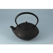 Oriental Range Tea Pot, Cast iron with infuser 60cl