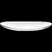 Lagoon Plate Glass 32cm