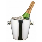 Wine Cooler 16cm Stainless Steel, Curved