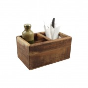 Nordic Natural Table Trug 27.4 x 17.4 x 14cm (LxWxH)