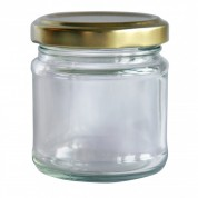 Panelled Jar 11.3cl 5.3cm Neck