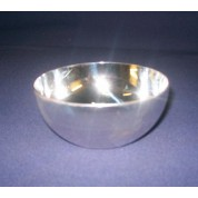 Bowl 10cm Silver plated