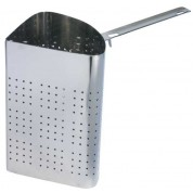 Pasta/Steamer Basket 36 x 23cm 18/10 Stainless steel