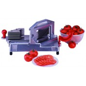 Tomato Slicer With Tomato Catcher 9 Blades Cuts 6.4mm Thick