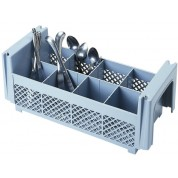 Cutlery Basket No Handles, 8 compartment