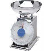 Weighing scale - Analogue Stainless Steel, Limit 5Kg Graduated in 20g