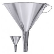 Funnel 18/10 Stainless Steel 25cl capacity 11cm