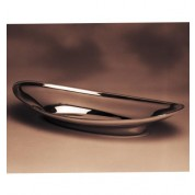 Silver Plated Oval Bread Basket Large 30cm