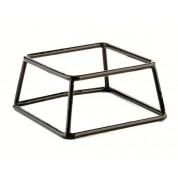Rubber Pedestal Stand 17.8 x 15.2 x 7.6cm