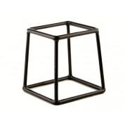 Rubber Pedestal Stand 17.8 x 15.2 x 15.2cm